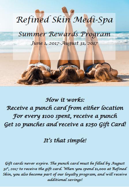 Summer Rewards